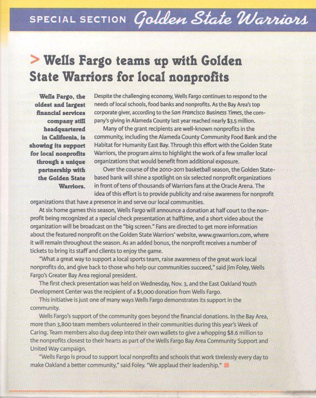 Wells Fargo Spotlight Page 2